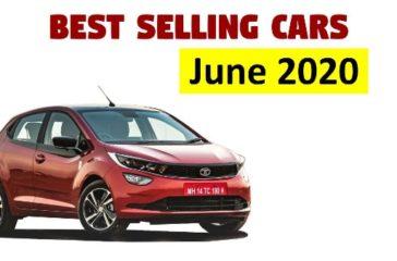 Best-selling-cars-in june-2020