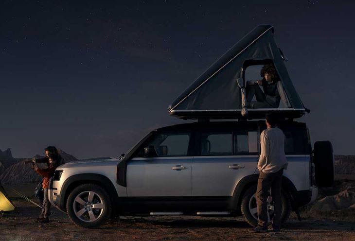 Land-Rover-Defender-off-roading-SUV