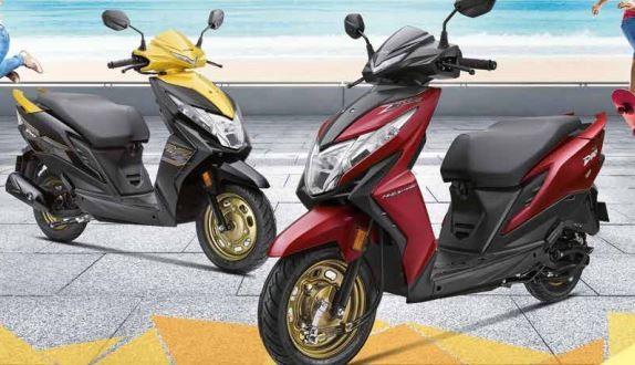 Honda-Dio-110-cc