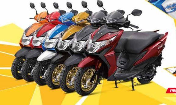 Honda-Dio-colors