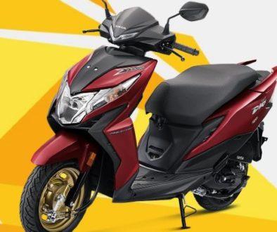 Honda-Dio-BS6-Review