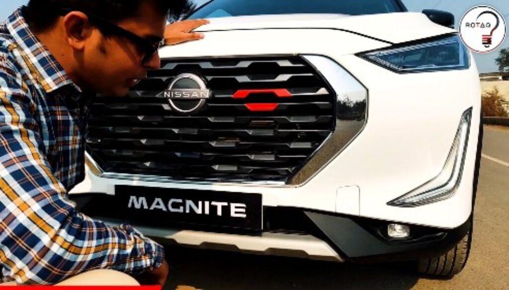 Nissan-magnite-Engine-Grill